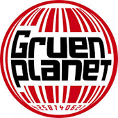 Brand logo for Gruen Planet audio sample